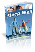 Thumbnail Sleep Well - With Master Resale Rights