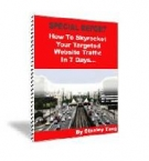 Thumbnail How To Skyrocket Your Targeted Website Traffic - With Giveaway Rights