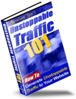 Thumbnail Unstoppable Traffic 101 - With Master Resale Rights