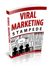 Thumbnail Viral Marketing Stampede PLR - With Private Label Rights