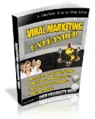 Thumbnail Viral Marketing Unleashed - With Master Resell Rights