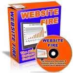 Thumbnail Website Fire - With Private Label Rights