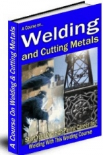 Thumbnail A Course On Welding and Cutting Metals With Full Resale Rights