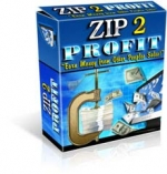 Thumbnail Zip 2 Profit - With Resale Rights & Giveaway Rights