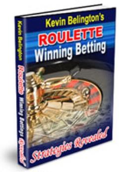 Roulette winning betting strategies revealed ebook