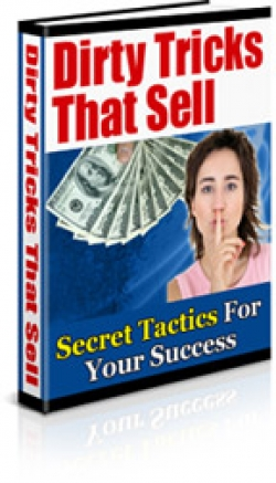 Pay for Dirty Tricks That Sell With MRR (Master Resell Rights)