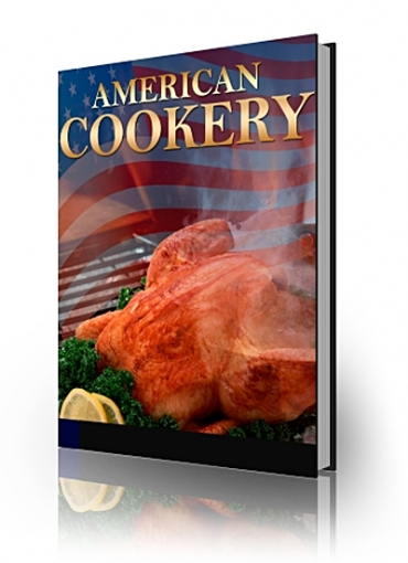 Pay for American Cookery - With Private Label Rights