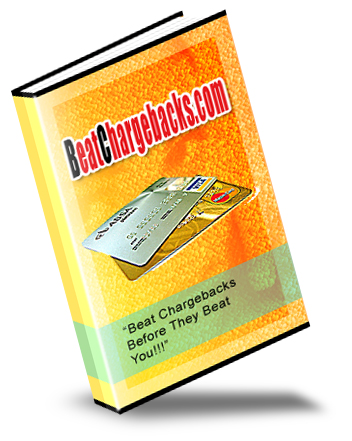 Pay for Beat Chargebacks - With Private Label Rights