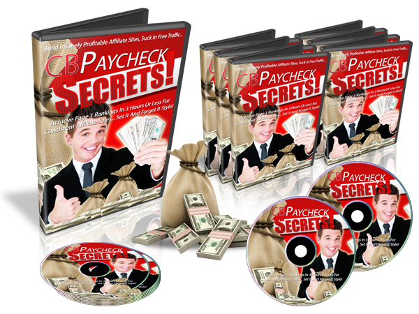 Pay for CB Paycheck Secrets! - With Master Resale Rights