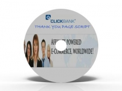 how to find clickbank thank you pages
