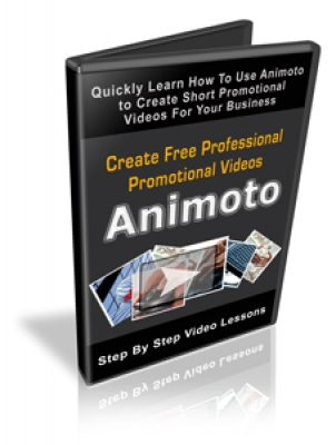 Pay for Create Free Professional Promotional Videos Animoto