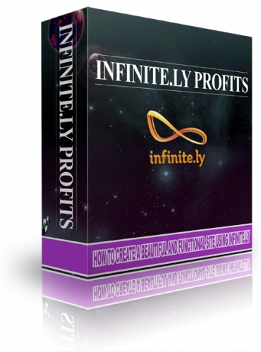 Pay for Create A Beautiful Site Using Infinite.ly - With Private Label Rights