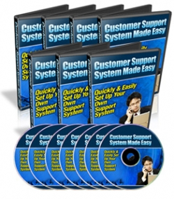 Pay for Customer Support System Made Easy With Master Resale Rights