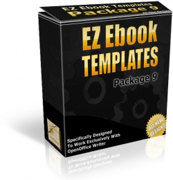 Pay for EZ Ebook Templates Package V9 - With Master Resale Rights