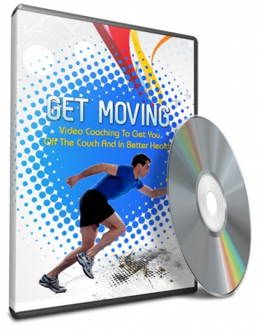 Pay for Get Moving Fitness Video Package - With Master Resell Rights