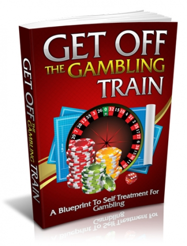 Pay for Get Off The Gambling Train - With Master Resell Rights