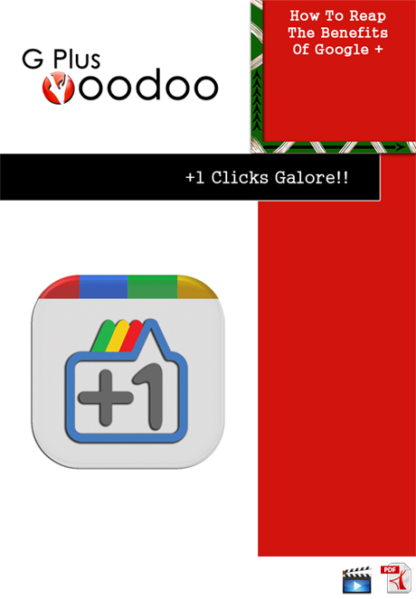 Pay for Google Plus Voodoo - With Resell Rights