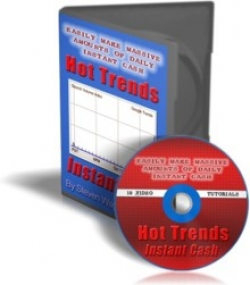 Pay for Hot Trends Instant Cash - With Resale Rights