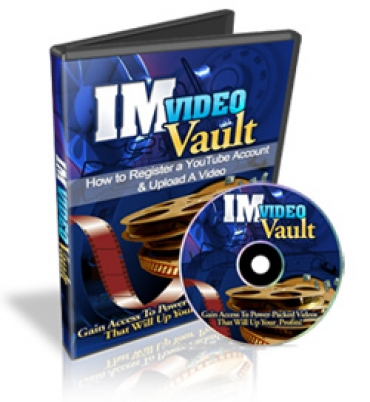 Pay for IM Video Vault - With Private Label Rights