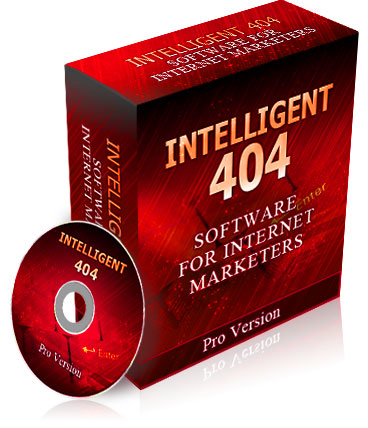 Pay for Intelligent 404 - With Resale Rights