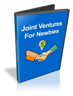 Pay for Joint Ventures For Newbies - With Private Label Rights