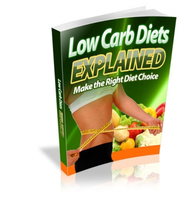 Pay for Low Carb Diets Explained - With Master Resale Rights