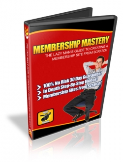 Pay for MEMBERSHIP MASTERY - With Master Resale Rights