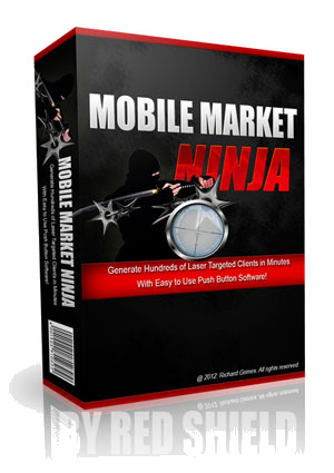 Pay for Mobile Market Ninja - With Personal Use Rights