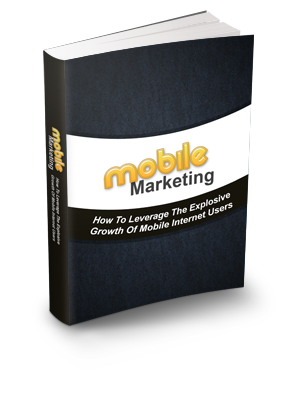Pay for Mobile Marketing - With Resell Rights