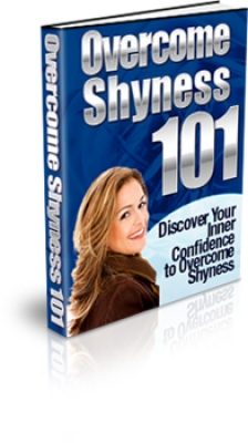 Pay for Overcome Shyness 101 - With Master Resale Rights