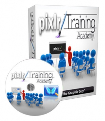 Pay for Pixlr Training Academy - With Personal Use Rights