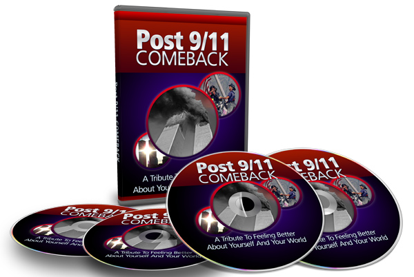 Pay for Post 9/11 Comeback - With Private Label Rights
