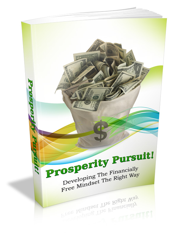 Pay for Prosperity Pursuit! - With Master Resale Rights