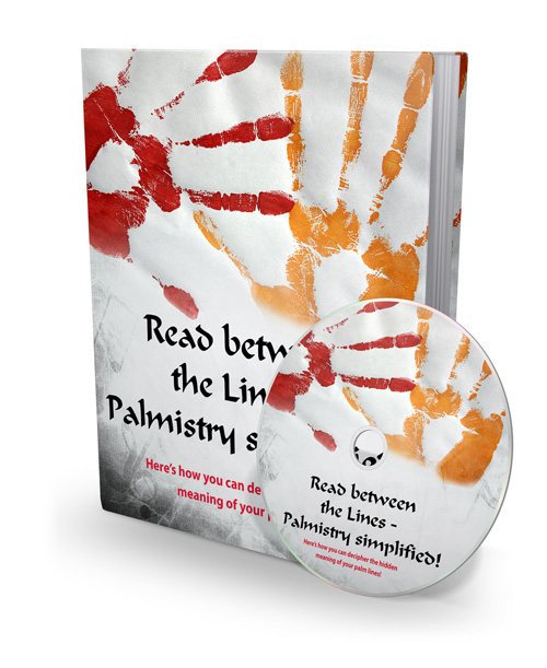 Pay for Read Between The Lines - Palmistry Simplified! - With Master Resale Rights