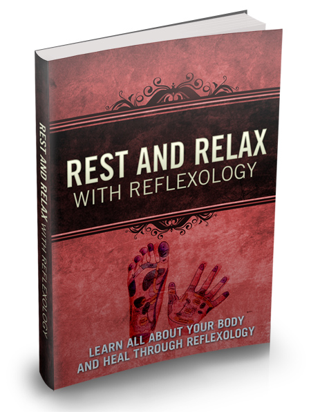 Pay for Rest And Relax With Reflexology - With Master Resale Rights