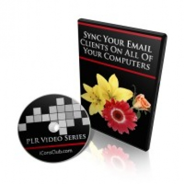 Pay for Sync Your Email Clients On All Of Your Computers - With Unrestricted Private Label Rights