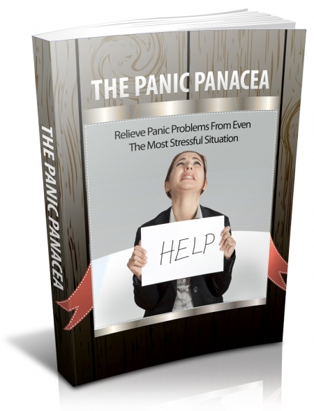 Pay for The Panic Panacea - With Master Resale Rights