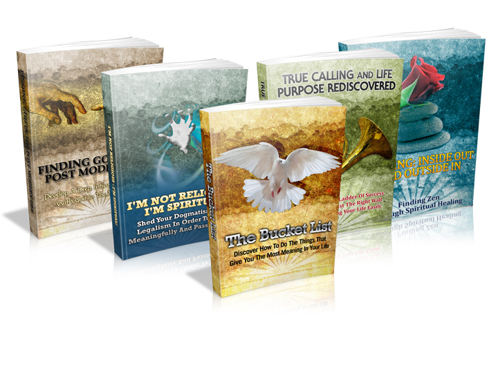 Pay for The Spirituality And Enlightenment Series! - With Master Resale Rights