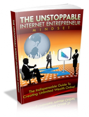Pay for The Unstoppable Internet Entrepreneur Mindset With Master Resale Rights
