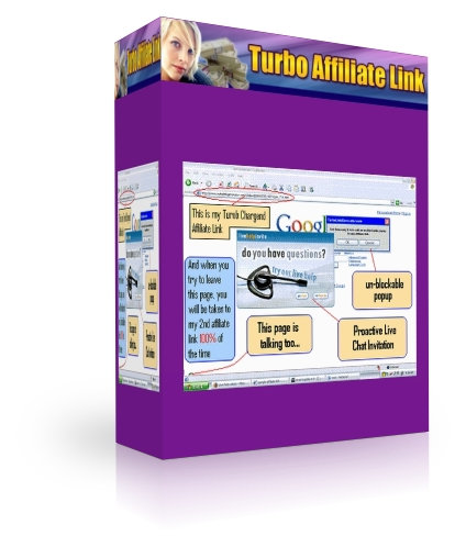 Pay for Turbo Affiliate Link - With Master Resale Rights