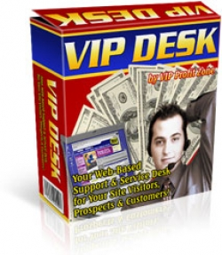 Pay for VIP Desk - Your Web-Based Support & Service Desk
