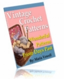 Pay for Vintage Crochet Patterns - With Resell Rights