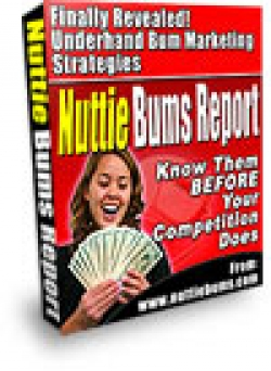 Pay for Nuttie Bums Report With Giveaway Rights