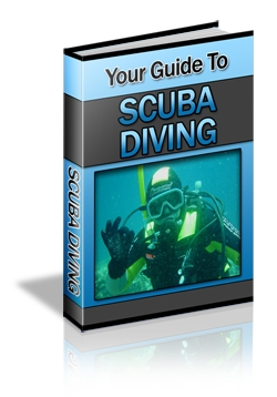 Pay for Your Guide To Scuba Diving - With Master Resale Rights