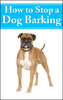 Thumbnail How To Stop A Dog Barking 2014