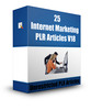 Thumbnail 25 Internet Marketing PLR Articles