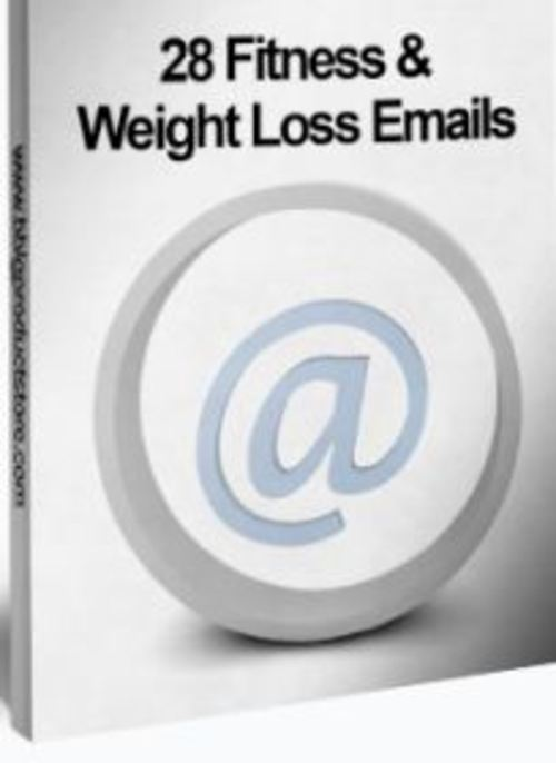 Pay for 28 Fitness And Weight Loss Emails  2014