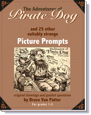 Pay for The Adventures of Pirate Dog and other Picture Prompts