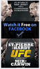 Thumbnail Facebook Fan Page Template Landing Page - Sports
