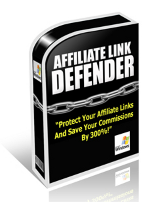 Pay for Affiliate Link Defender